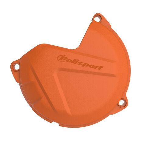_Protezione Coperchio Frizione Polisport KTM SX 125/150 16-18 KTM EXC 125/200 17-20   8460300002   Greenland MX_