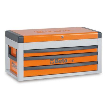 _Cassettiera Portatile con 3 Cassetti Beta Tools   C22S-O-P   Greenland MX_