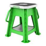 _Cavalletto Alzamoto Acerbis Kubro con Supporto Sebatoio Riempimento Speedy Verde Fluor | 0011529.454 | Greenland MX_