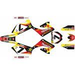 _Kit Completo Adesivi Suzuki RMZ 250 04-06 Makita   SK-SRMZ2500406MK-P   Greenland MX_