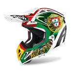 _Casco Airoh Aviator 2.3 Six Days 2020 Portugal LE | AV23SDP55 | Greenland MX_