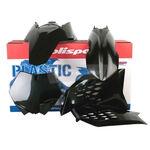 _Kit Plastiche Polisport KTM SX/SX-F 07-10 EXC /EXC-F 08-11 Nero | 90239 | Greenland MX_