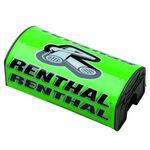 _Protezione Manubrio Renthal Fat Bar Verde | P282 | Greenland MX_