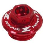 _Tappo Riempimento Olio Kawasaki KX 250 05-08 KX 250 F 04-14 KX 450 F 06-18 KLX 450 R 08-15 Rosso | ZE89-2310 | Greenland MX_