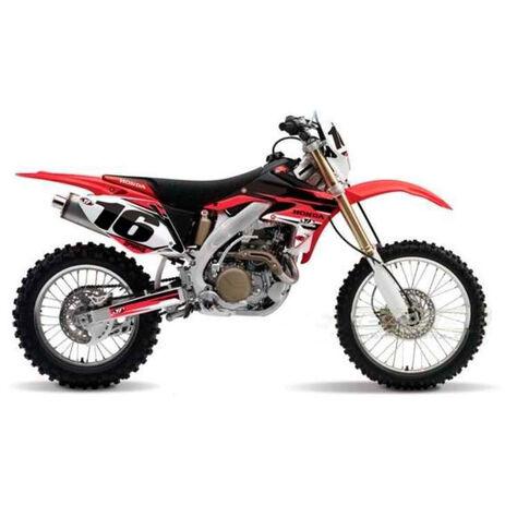 _Kit Adesivi TJ Honda CRF 450 X 05-16 | KCRF450X | Greenland MX_