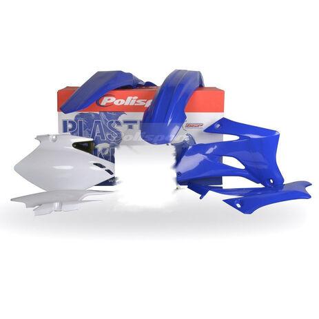_Kit Plastiche Polisport Yamaha WR 250 F 07-14 WR 450 F 07-11 Blu | 90136 | Greenland MX_