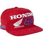 _Cappellino Bambini Fox Honda HRC Rosso | 28683-122-OS-P | Greenland MX_