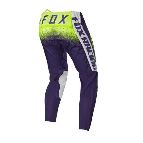 _Pantaloni Fox Flexair Honr LE Viola/Giallo Fluo | 25662-178-P | Greenland MX_