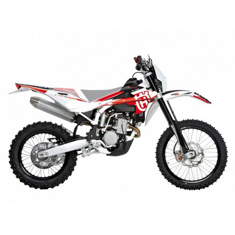 _Kit Adesivi Blackbird Dream 4 Husqvarna TE/TC 250 08-13 TE/TC 450/510 08-10 | 2608N | Greenland MX_