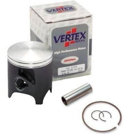 _Pistone Vertex Honda CR 125 92-99 1 Segmenti | 2190 | Greenland MX_