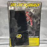 _Copertina Sella Blackbird Diamont Nero Honda TRX 450 R 04-15 | BKBR-1Q13 | Greenland MX_
