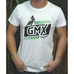 _Maglietta GMX Dirt Rider Bianca | PU-TGMXDRWT | Greenland MX_
