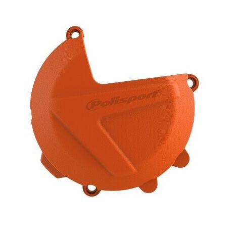 _Protezione Coperchio Frizione KTM SX-F 250/350 16-20 EXC-F 250/350 17-20 Arancione   8462500002   Greenland MX_
