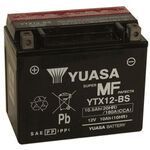 _Batteria Senza Mantuntenzione Yuasa YTX12-BS   BY-YTX12BS   Greenland MX_