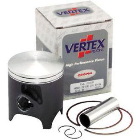 _Pistone Vertex Honda CR 250 97-01 2 Segmenti | 2581 | Greenland MX_