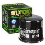 _Filtro Olio Hiflofiltro Kawasaki KFX 700 04-09 | HF204 | Greenland MX_