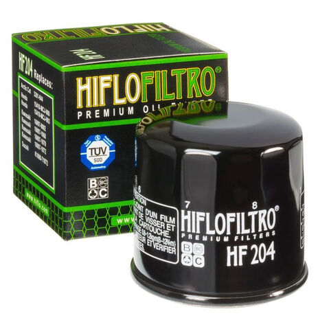 _Filtro Olio Hiflofiltro Kawasaki KFX 700 04-09 Triumph Tiger 800 11-16 | HF204 | Greenland MX_