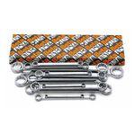 _Serie di 8 Chiavi Poligonali Doppie Diritte Beta Tools | 95-S8 | Greenland MX_
