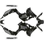 _Kit Completo Adesivi Yamaha Ténéré 700 19-.. | SK-YTE70019BKGR-P | Greenland MX_