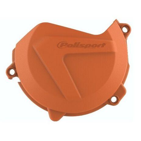 _Protezione Coperchio Frizione KTM SX-F 450 16-.. EXC-F 450/500 17-.. Husqvarna FC 450 16-.. FE 450 17-.. | 8460500002-P | Greenland MX_