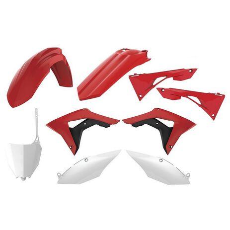 _Kit Plastiche Polisport Honda CRF 250 R 18-20 CRF 450 R 17-20 OEM | 90719-P | Greenland MX_