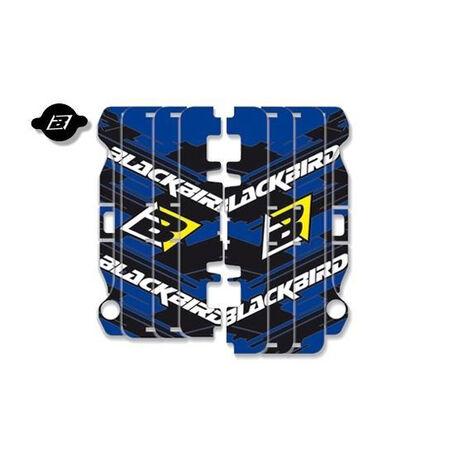 _Adesivi per Feritoie Radiatore Blackbird Yamaha YZ 250/450 F 14-17 | A204E | Greenland MX_