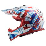 _Casco LS2 Fast EVO MX437 Funky | 404373302-P | Greenland MX_