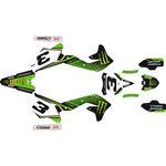 _Kit Completo Adesivi Kawasaki KX 450 F 12-15 Eli Tomac | SK-KX4501215ET-P | Greenland MX_