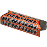 _Protezione Manubrio Renthal Fat Bar Team Issue Arancione | P276 | Greenland MX_