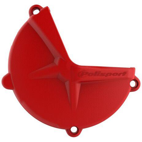 _Protezione Coperchio Frizione Gas Gas EC 250/300 17-20 Rosso | 84673000022 | Greenland MX_