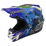 _Casco Troy Lee SE4 Composite Malcolm Smith | 10573000-P | Greenland MX_