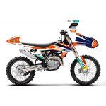 _Kit Completo Adesivi KTM SX/SX-F 16-18 EXC 17-.. Factory | SK-KT17FA19-P | Greenland MX_