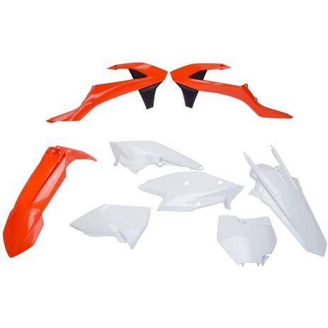 _Kit Plastiche Polisport KTM SX 125/144/250 SX-F 16-18 SX 250 17-19 OEM | 90679-P | Greenland MX_