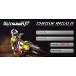 _Buono Regalo GreenlandMX 100  | CHGMX-100 | Greenland MX_