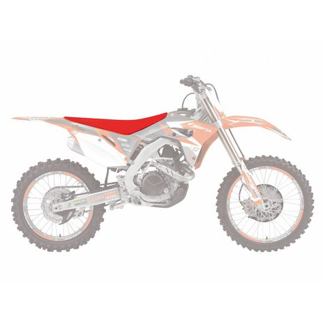 _Copertina Sella Blackbird Pyramid Honda CRF 250 R 18-.. CRF 450 R/X 17-.. | 1148G-01-P | Greenland MX_