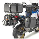 _Portavaligie Laterale Specifico PL One-Fit per Valigie Monokey Cam-Side Trekker Outback  Honda CRF 1100L AS 20-.. | PLO1178CAM | Greenland MX_