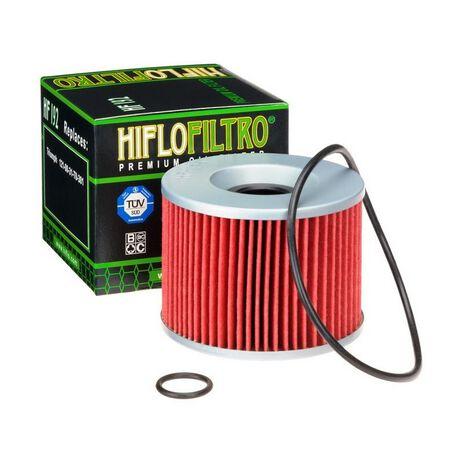 _Filtro Olio Hiflofiltro Triumph Tiger 900 91-00 | HF192 | Greenland MX_
