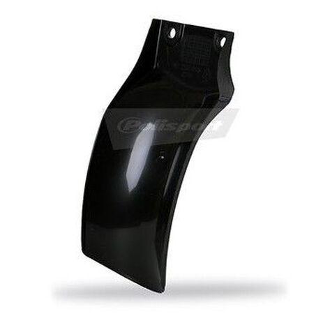 _Paraspruzzi Ammortizzatore Posteriore Polisport Yamaha YZ 125/250 04-18 YZ 250/450 F 03-09 WR 250/450 F 03-18 Nero | 8905500001 | Greenland MX_