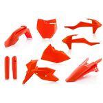 _Full Kit in Plastica Acerbis KTM SX 125/150 16-18 SX 250 17-18 SX-F 16-18 | 0021741.011.016-P | Greenland MX_