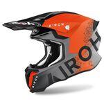 _Casco Airoh Twist 2.0 Bit Arancione | TW2BI32 | Greenland MX_
