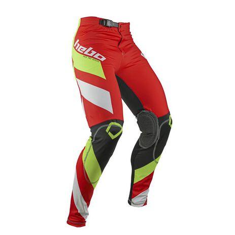 _Pantaloni Hebo Trial Race Pro III | HE3174R-P | Greenland MX_