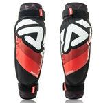 _Protezione Gomito Acerbis Soft Junior 3.0 Nero/Rosso | 0022781.323 | Greenland MX_