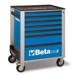 _Cassettiera Mobile con 7 Cassetti Beta Tools   C24S-7-B-P   Greenland MX_