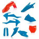 _Full Kit in Plastica Acerbis KTM SX 125/150 16-18 SX 250 17-18 SX-F 16-18 | 0021741.204-P | Greenland MX_