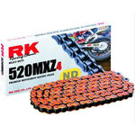 _Catena RK 520 MXZ4 Super Rinforzata 120 Passi Arancione | TC-RKMXZ4OR | Greenland MX_