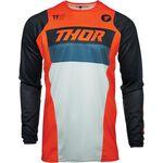_Maglia Thor Pulse Racer Arancione/Midnight | 2910-619N-P | Greenland MX_