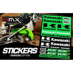 _Kit Adesivi 4MX Kawasaki | 01KITA606KW | Greenland MX_