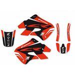 _Kit Adesivi Blackbird Dream 4 Honda CR 125 98-99 CR 250 97-99 | 2139N | Greenland MX_