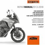 _CD Manuale di Riparazione KTM 1050/1090/1190/1290 Adventure 13-18 | 3206329 | Greenland MX_