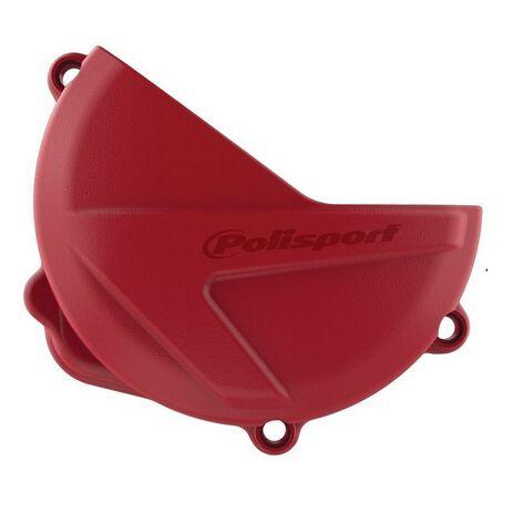 _Protezione Coperchio Frizione Honda CRF 250 R 18-.. CRF 250 RX 19-.. Rosso   8465700002-P   Greenland MX_